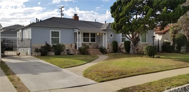 8911 S 2nd Avenue Inglewood, CA 90305 - MLS #: SB18240398