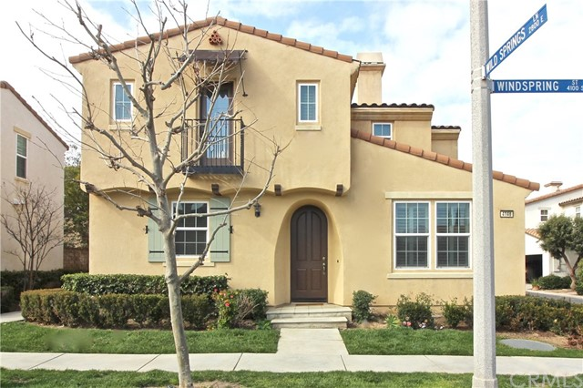 One of New Listing Corona Homes for Sale at 4148  Windspring Street