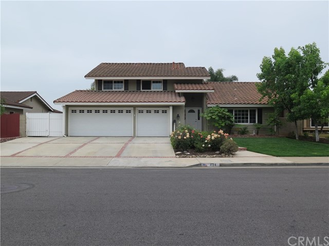Single Family Home for Rent at 424 Shoshoni Avenue Placentia, California 92870 United States