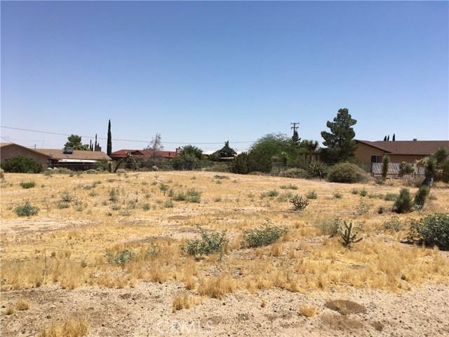 0 Anaconda Drive Yucca Valley, CA 92284 - MLS #: JT17139464