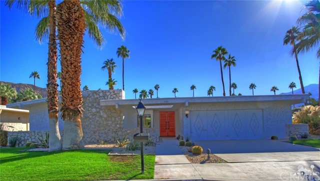 1581 Bolero Circle Palm Springs, CA 92264 is listed for sale as MLS Listing 216032316DA