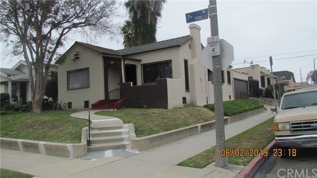 5903 7th Los Angeles CA 90043