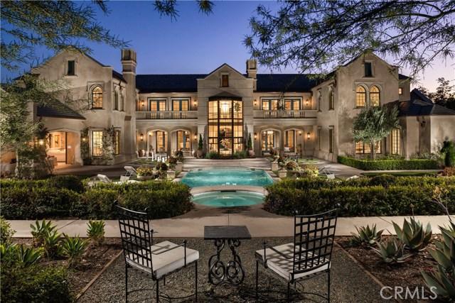 Single Family Home for Sale at 18 Dovetail Lane Bradbury, California 91008 United States
