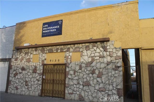 9120 Western Avenue, Los Angeles, CA, 90047