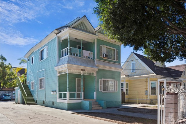 1118 W 25th Street Los Angeles, CA 90007 - MLS #: CV18265386