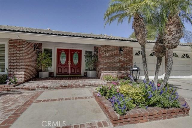 6371 E Via Arboles, Anaheim Hills, California