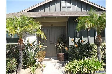 Condominium for Sale at 221 East Taft St # 1 221 Taft Orange, California 92865 United States