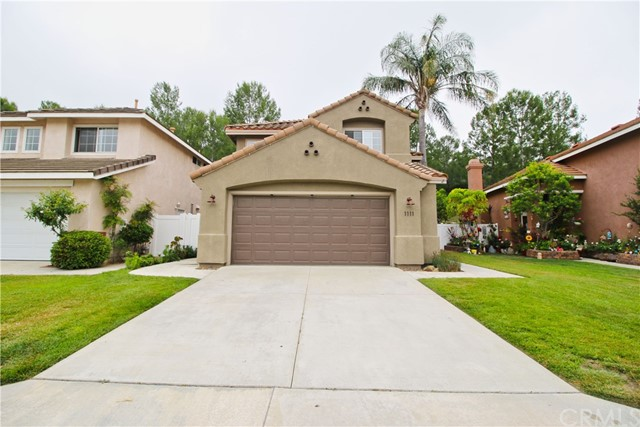 One of Pool Anaheim Hills Homes for Sale at 1111 S Silver Star Way