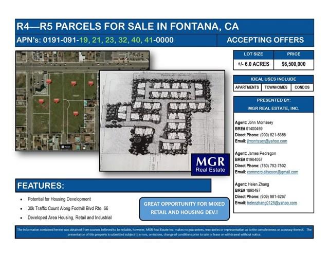 8147 Foothill Boulevard Fontana, CA 92335 - MLS #: CV18019121