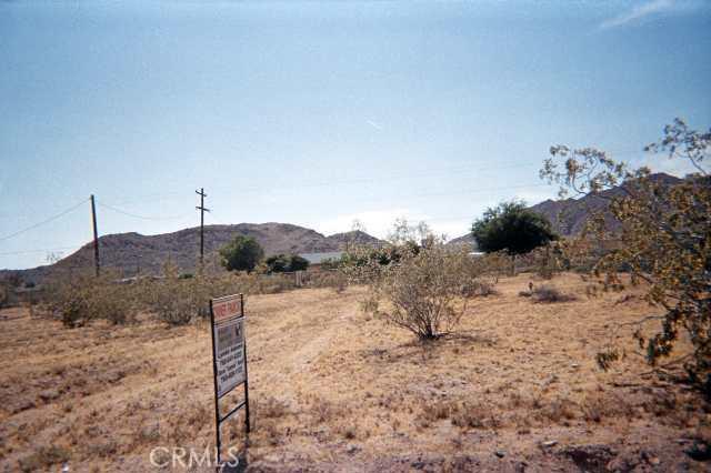 Single Family for Sale at 0 Aveinda La Candeila Joshua Tree, California United States