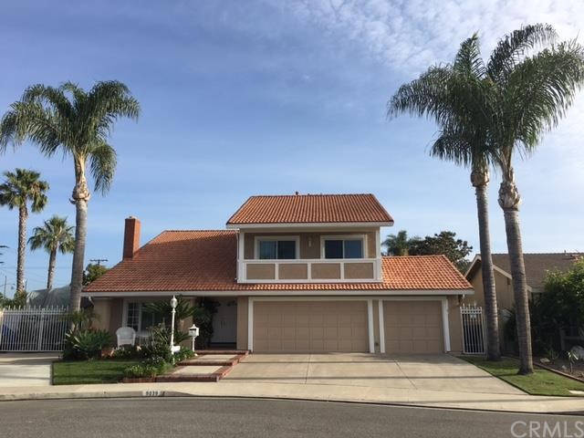 Single Family Home for Sale at 9039 Wendy St Fountain Valley, California 92708 United States