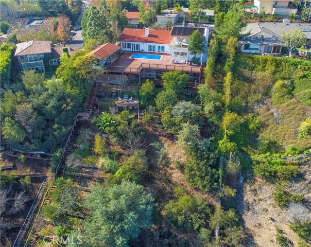 1410 Stradella Rd, Los Angeles, CA 90077 Photo 9