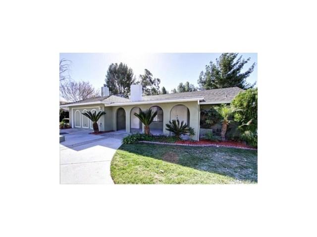 16524 Fairglade Street, Canyon Country CA 91387