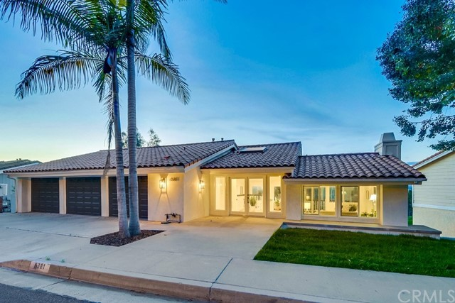 6381 E Via Arboles, Anaheim Hills, California