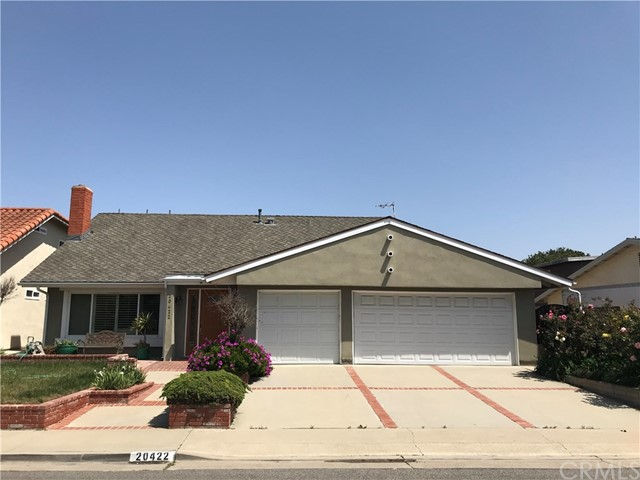 20422 Mooncrest Circle , CA 92646 is listed for sale as MLS Listing OC18190686