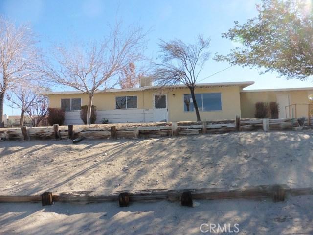 6565 Mesquite Springs Road, 29 Palms, California 92277