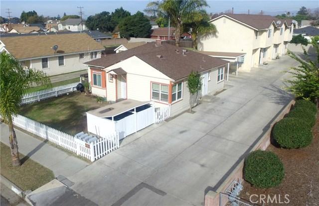 Property for sale at 625 E Mill Street Unit: ABCD, Santa Maria,  CA 93454