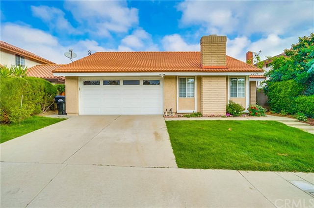 1276  Tierra Luna, Walnut in Los Angeles County, CA 91789 Home for Sale
