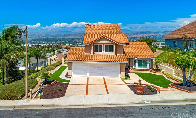 Detail Gallery Image 1 of 1 For 5421 E Big Sky Ln, Anaheim Hills,  CA 92807 - 4 Beds | 2/1 Baths
