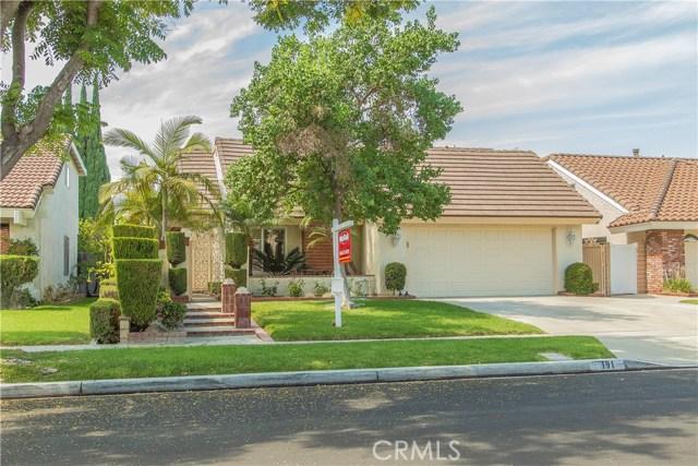 191 N  Paseo Rio Moreno  , Anaheim Hills, 92807, CA
