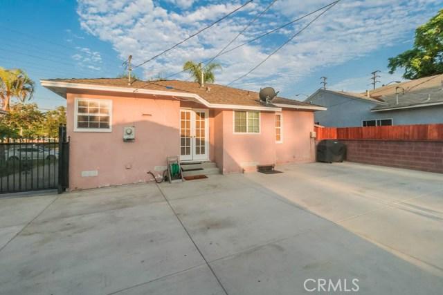 4909 Palo Verde Avenue Lakewood, CA 90713 - MLS #: RS17206554