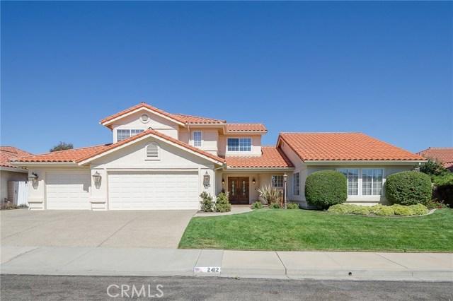 Property for sale at 2412 Wedgewood Drive, Santa Maria,  CA 93455