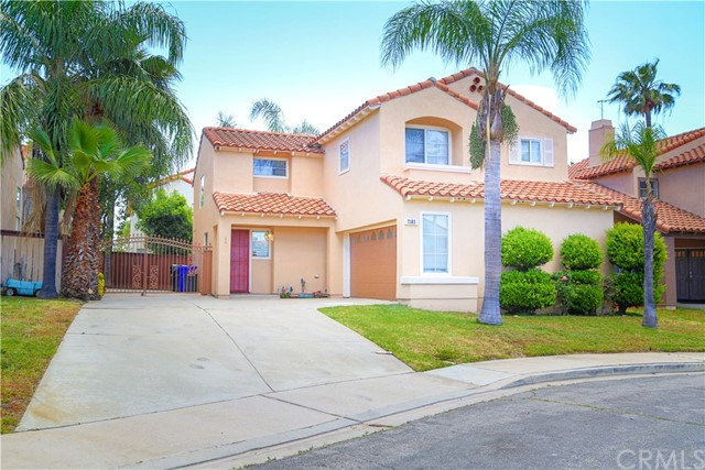 Detail Gallery Image 1 of 1 For 7183 Krista Ct, Fontana, CA 92336 - 3 Beds | 2/1 Baths