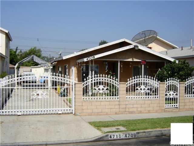 Single Family for Sale at 4709 Orange Street Pico Rivera, California 90660 United States