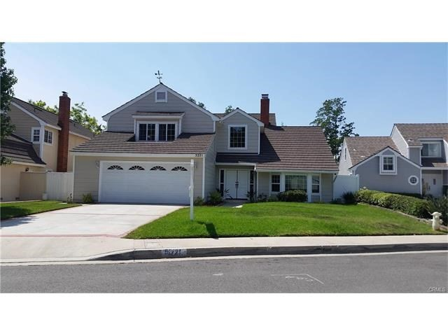 Single Family Home for Rent at 5221 Fairlee Court E Anaheim Hills, California 92807 United States