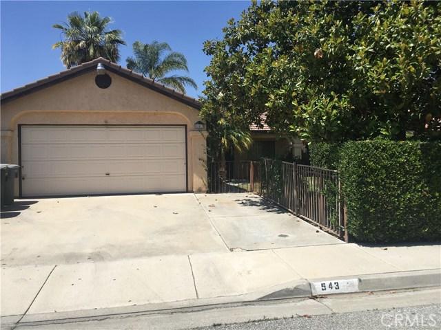 543 Cypress Avenue, San Jacinto, CA 92583