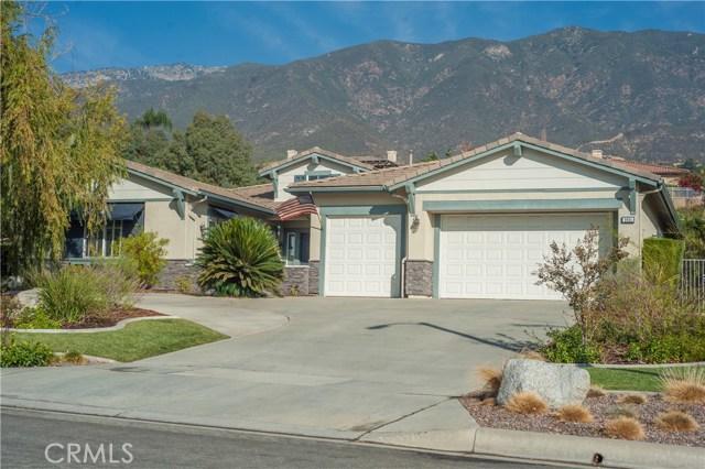 Casa Unifamiliar por un Venta en 9804 Hidden Farm Road Alta Loma, California 91737 Estados Unidos