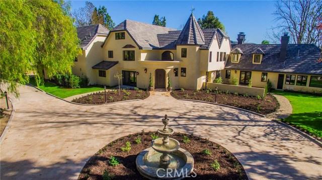 Single Family Home for Sale at 23102 Maravilla Lane Coto De Caza, California 92679 United States