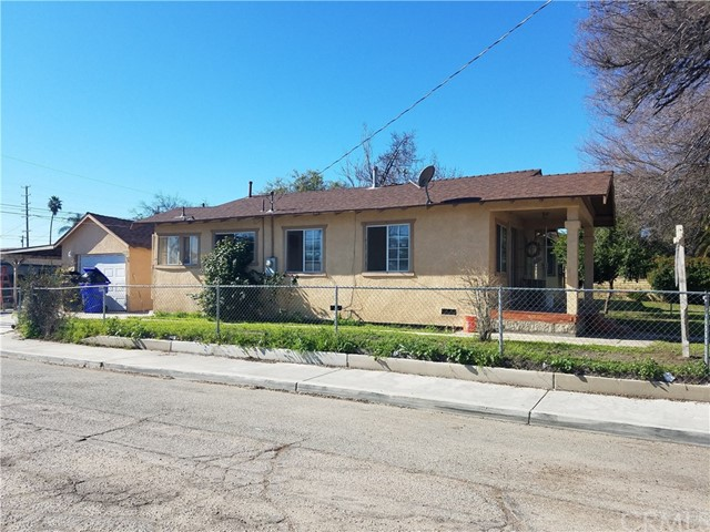 Single Family Home for Sale at 1175 King Street San Bernardino, California 92410 United States