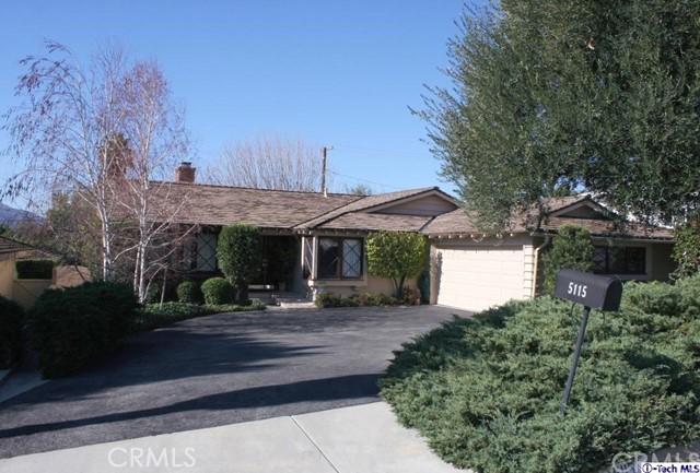 5115 Circle Vista Avenue, La Crescenta, CA 91214