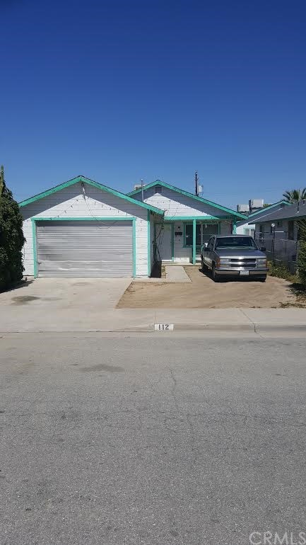 Single Family for Sale at 205 1st Street McFarland, California 93250 United States