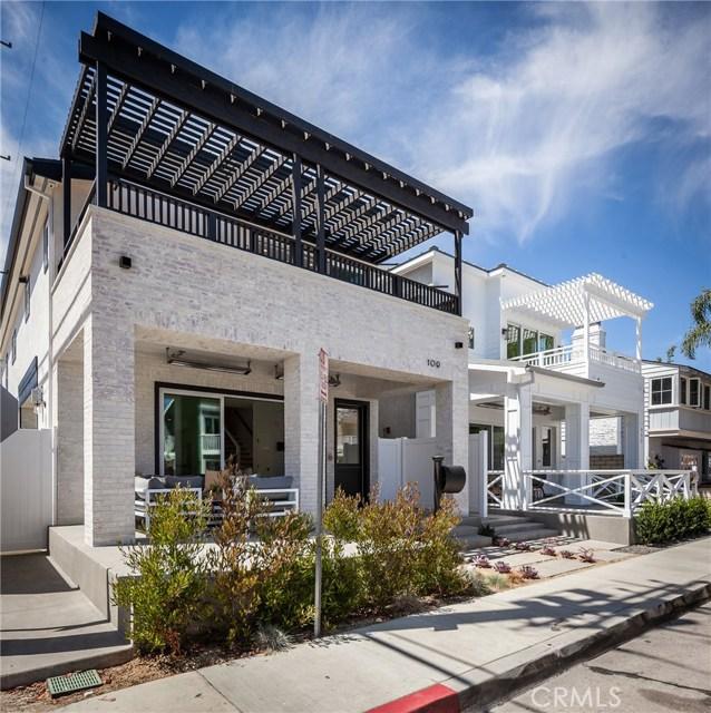109 Onyx Avenue Newport Beach, CA 92662