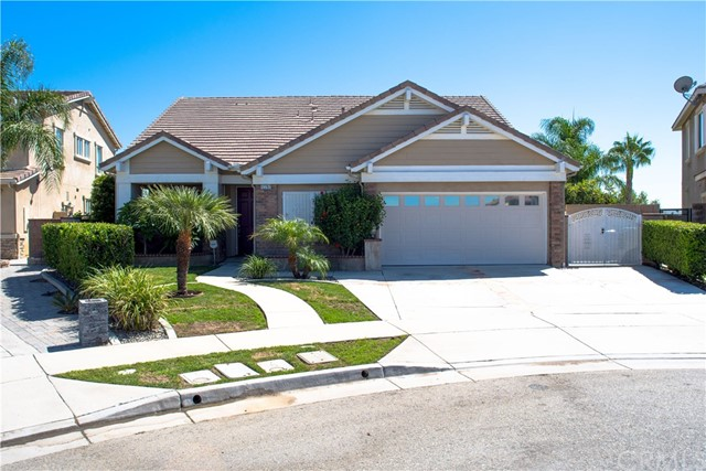 12282  Iron Stone Drive, Rancho Cucamonga in San Bernardino County, CA 91739 Home for Sale