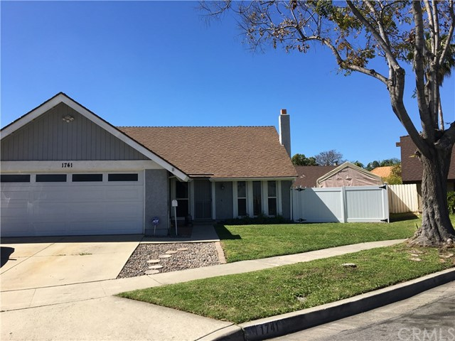 Single Family Home for Sale at 1741 Bates Circle N Anaheim, California 92806 United States