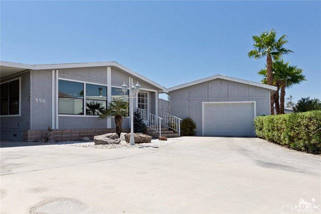 Photo of home for sale at 74711 Dillon Road, Desert Hot Springs CA