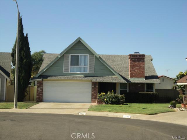 Single Family Home for Rent at 7422 Warren St La Palma, California 90623 United States