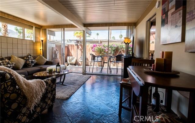 1111 E Palm Canyon Drive Unit 321 Palm Springs, CA 92264 - MLS #: OC18075579