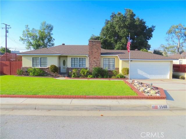 1148 Steffen Street, Glendora, CA 91741