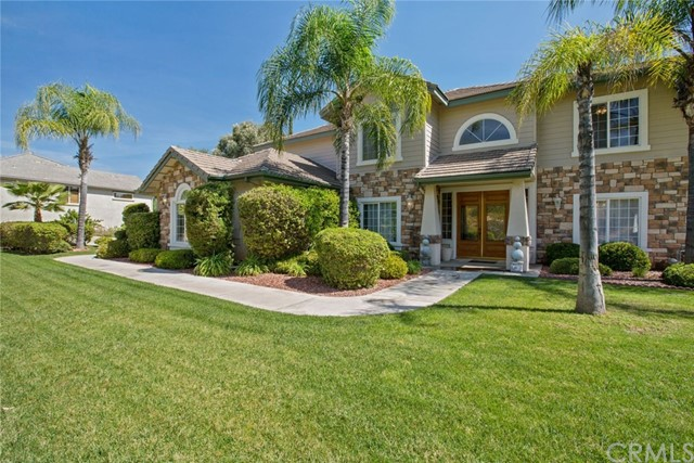 Single Family Home for Sale at 5120 Victoria Hill Drive Riverside, California 92506 United States