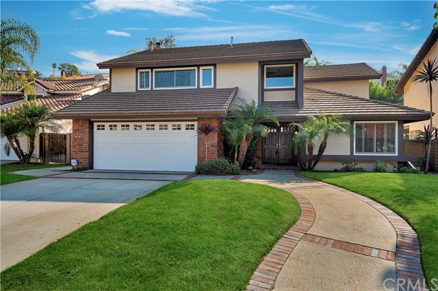One of Anaheim Hills Homes for Sale at 6786 E Leafwood Drive, 92807