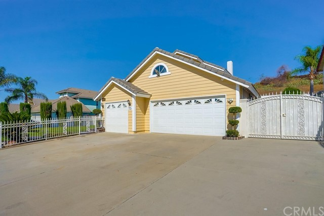 地址: 1038 Regal Canyon Drive, Walnut, CA 91789