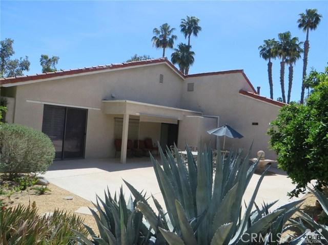17 Estrella Street Rancho Mirage, CA 92270 - MLS #: 218011162DA