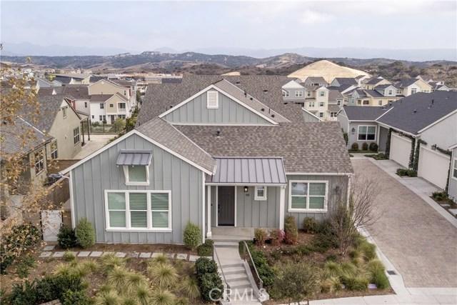 115 Listo Street Rancho Mission Viejo, CA 92694 - MLS #: OC18018892