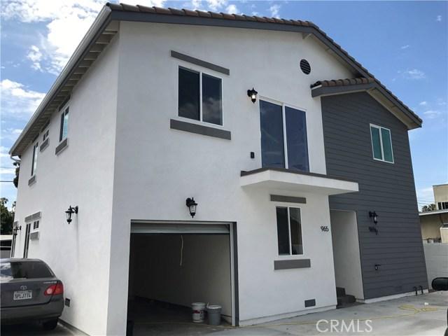 965 N Wilton Place 1/2, Hollywood, CA 90038