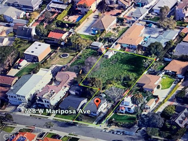 728 Mariposa El Segundo CA 90245