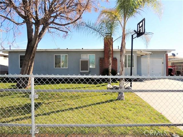 9883 Williams Avenue Bloomington, CA 92316 - MLS #: CV18019804